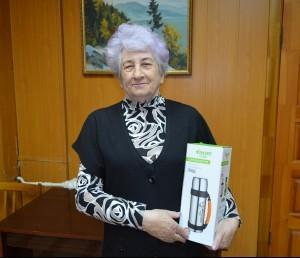 Лидия Комарова