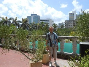 На Кубе. Архив семьи Галеевых