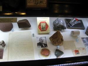 В Фёдоровском геологическом музее Краснотурьинска  работает выставка, посвященная Каржавину и его открытию бокситов Красная Шапочка. Есть возможность её увидеть до конца этого юбилейного года
