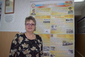 Людмила Перегудова: «В следующем году Североуральскому ДОСААФ России исполнится 70 лет».