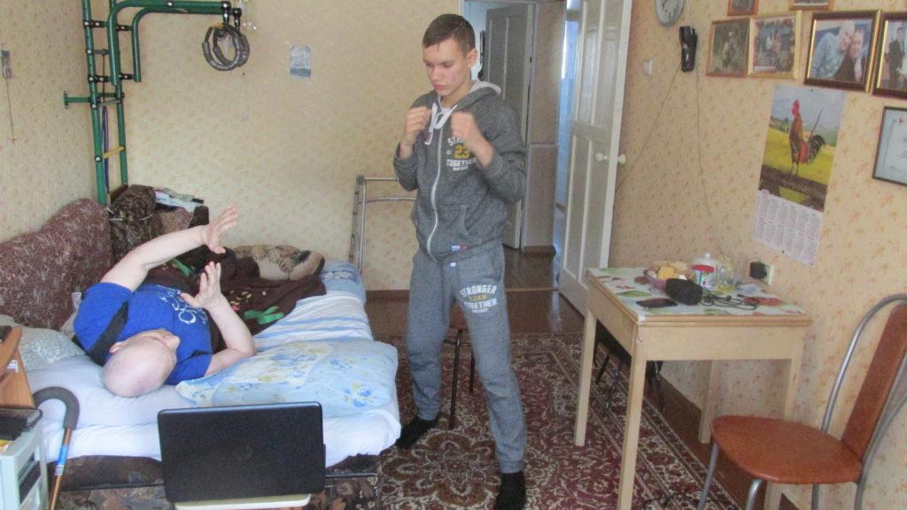 Вадим в марте 2016 года взял бронзу на Первенстве России.  Это его главное спортивное  достижение в настоящее время.