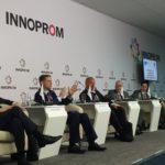 Представители РУСАЛа активно работали на ИННОПРОМе.