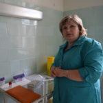 Лариса Корвякова: Обследование на ВИЧ - признак заботы о своём здоровье.