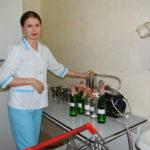 Вероника Синева. Контроль качества питьевой воды.