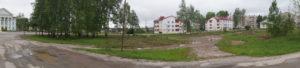 Совсем скоро напротив ДК «Горняк» будет разбит парк «Роща памяти».