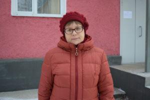 Ирина Пургина - самый долгожданный гость в домах одиноких пенсионеров.