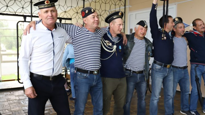 Во славу нашего флота