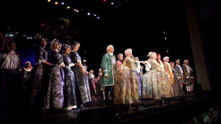 В Свердловской области начались гастрольные показы Государственного музыкального театра Республики Крым