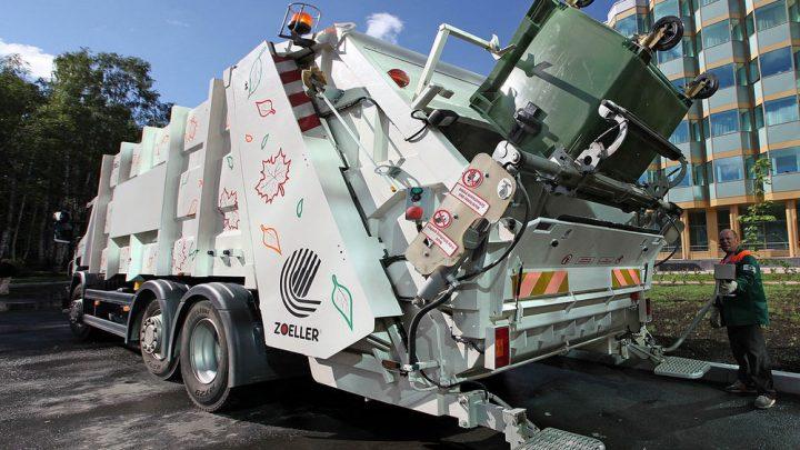 Передовые технологии работы с мусором внедряют на Среднем Урале