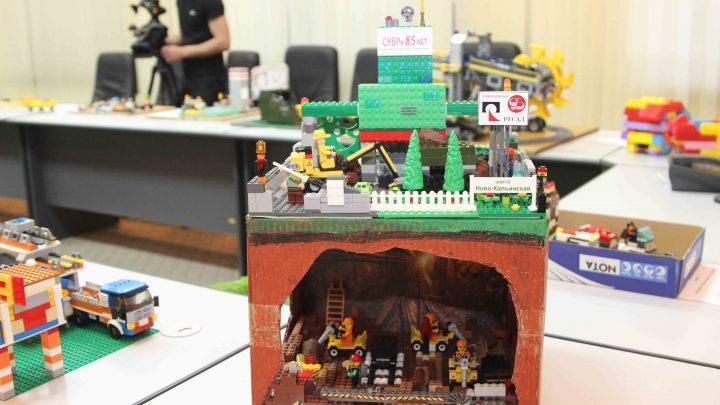 Приключения LEGO на СУБРе