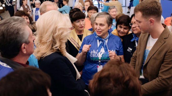 «Серебряное» волонтерство Свердловский центр «серебряного» волонтерства вошел в десятку лучших центров страны