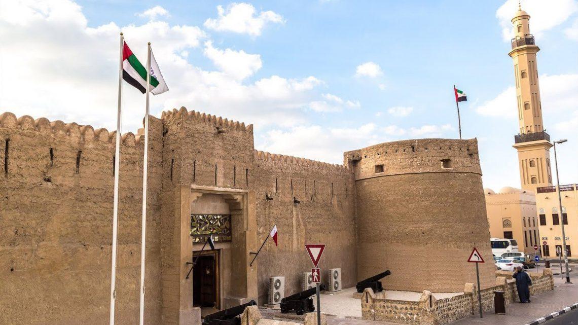 Форты ОАЭ: по следам истории