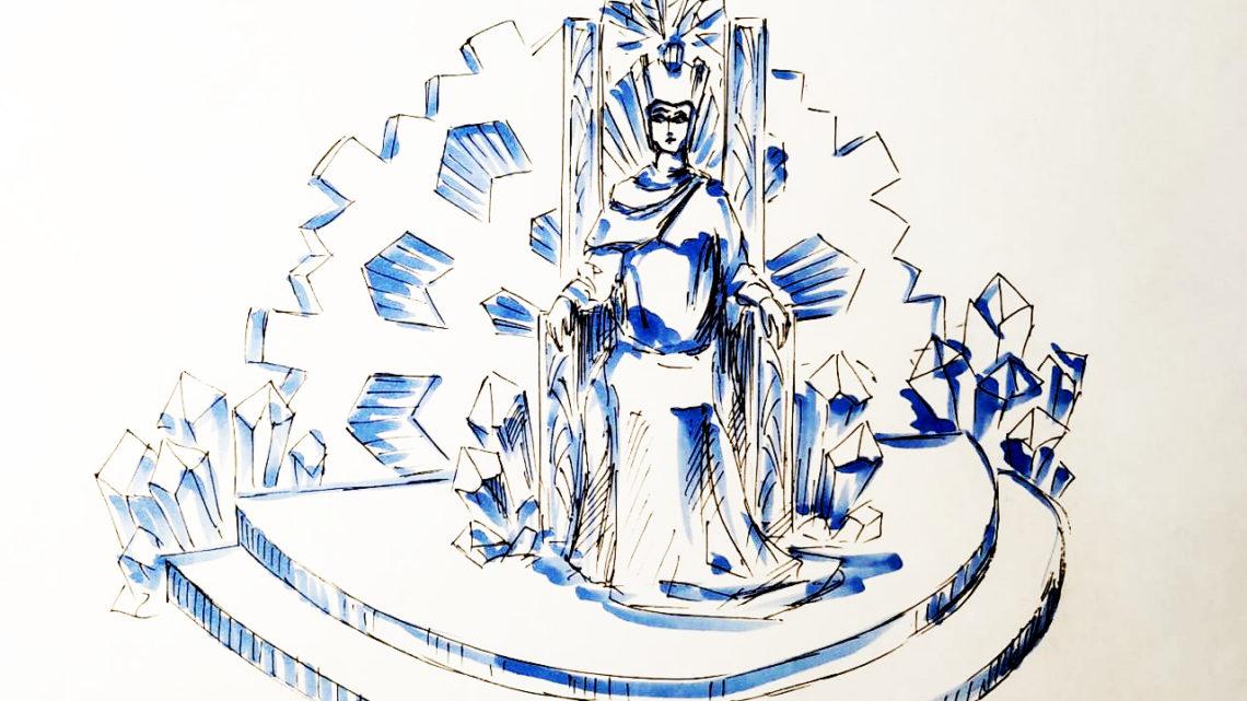 В плену у «Снежной королевы»
