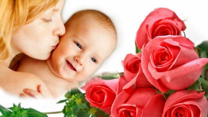 С Днем матери! Дорогие женщины, мамы и бабушки!  От всей души поздравляем вас с замечательным праздником -  Днем матери!
