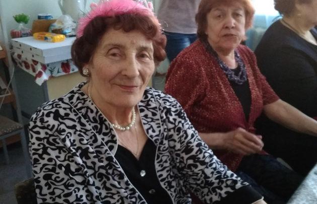 О счастливом юбиляре 15 ноября Анна Венедиктовна Гончарова отметила девяностый день рождения.