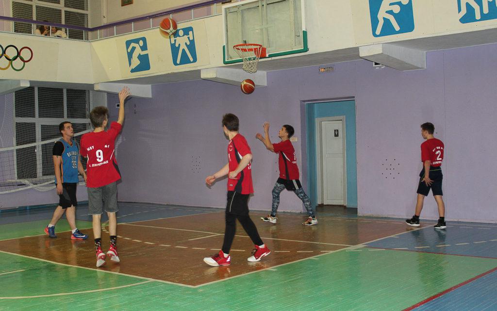 Баскетбол набирает обороты