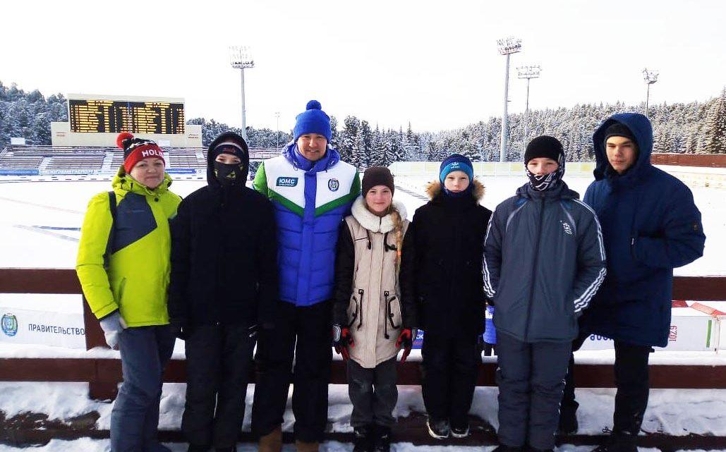 «Нам повезло побывать на Кубке России!»