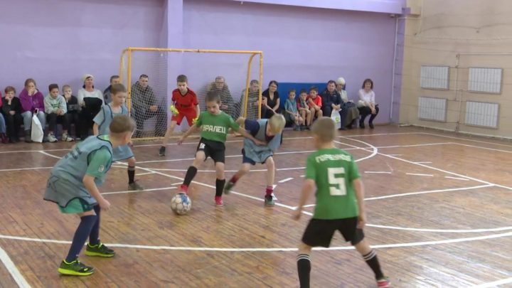 Турнир по мини футболу памяти А Матюшенко.