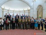 Губернатор Евгений Куйвашев вручил ветеранам Великой Отечественной войны юбилейные медали к 75-летию Победы