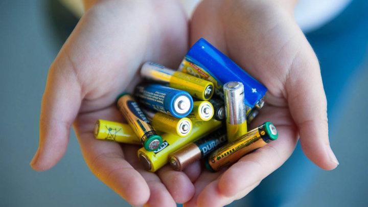 Куда сдать использованные батарейки?
