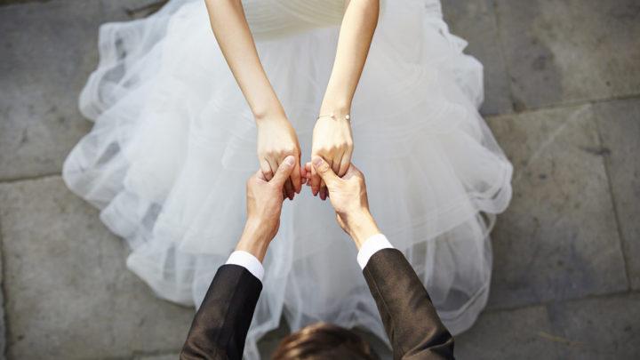 Росстат подсчитал, в каких регионах РФ чаще вступают в брак