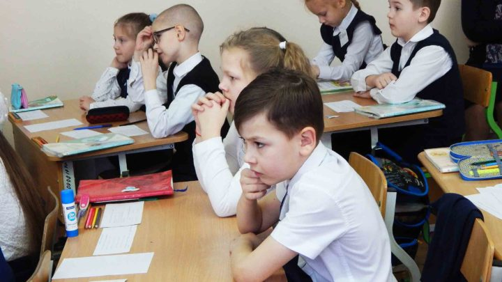 Школы работают в новом режиме