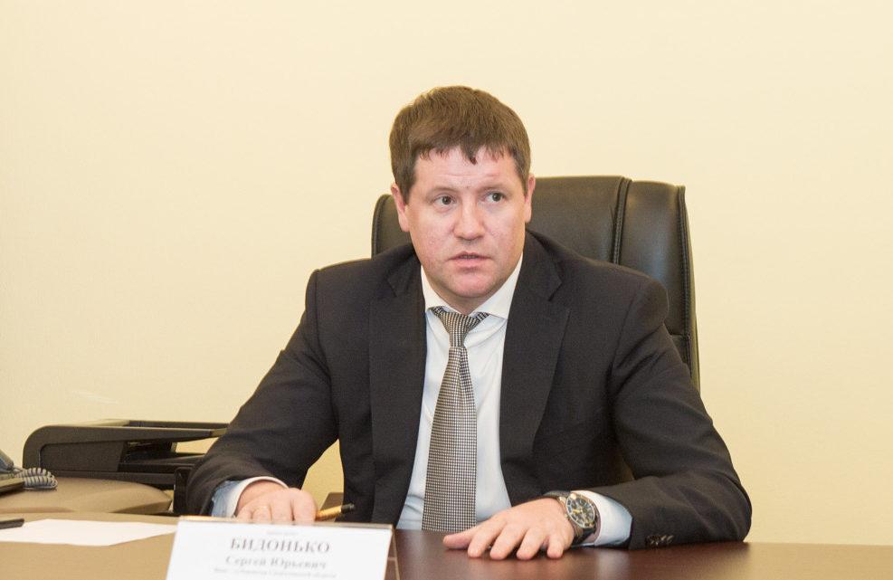 Сергей Бидонько призвал уральцев попробовать свои силы в конкурсе «Лидеры России. Политика»