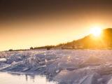 Одиночное путешествие: в поисках льда