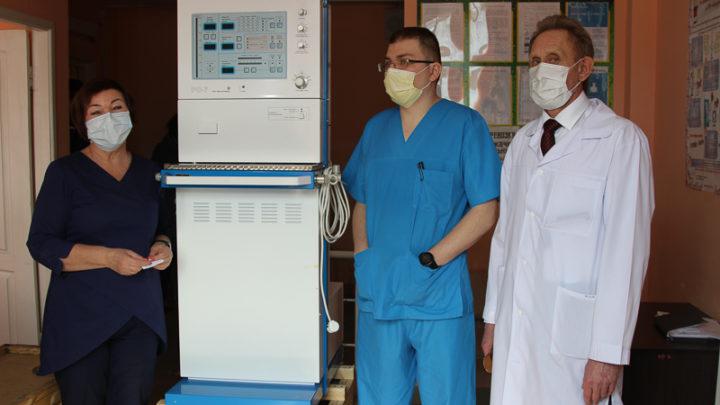 Североуральские врачи благодарят РУСАЛ за подарок