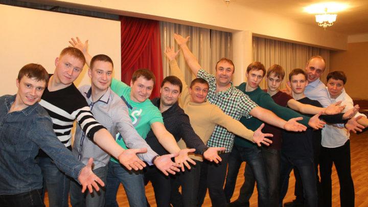Театру экспериментальных форм «Марьин спев» – 40 лет!