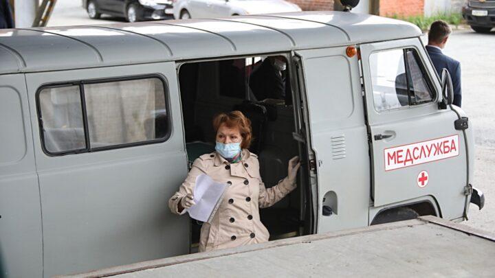 В Свердловской области начинается массовая вакцинация против гриппа