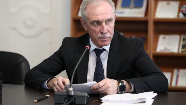 Евгений Куйвашев и Сергей Морозов подписали соглашение о сотрудничестве между Свердловской и Ульяновской областями