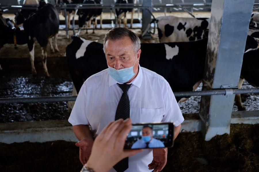 Свердловские фермеры благодаря мерам господдержки наращивают производство высококачественной продукции