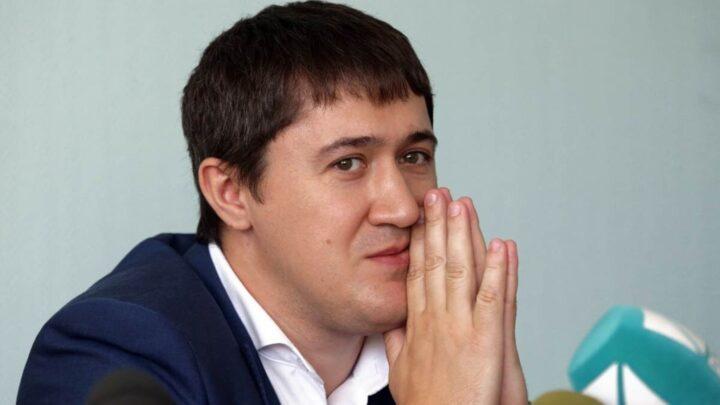 Евгений Куйвашев и Дмитрий Махонин обсудили перспективные направления сотрудничества Свердловской области и Пермского края