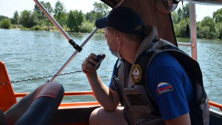 Дополнительную безопасность на воде обеспечивают мобильные спасательные посты