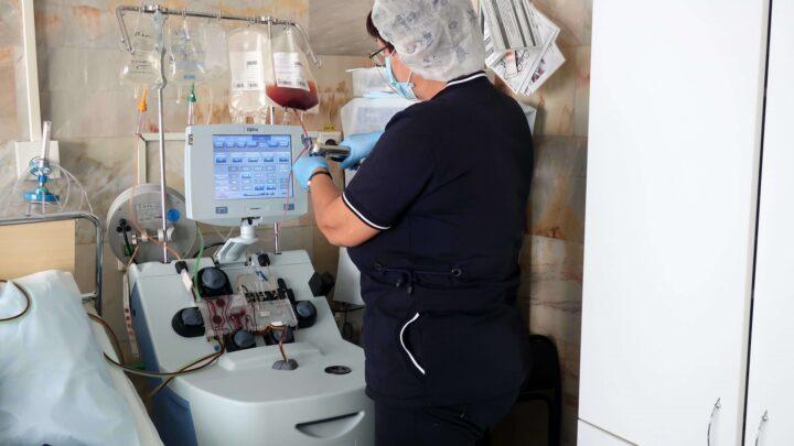 В Свердловской области во время пандемии не сокращалось количество операций по пересадке костного мозга