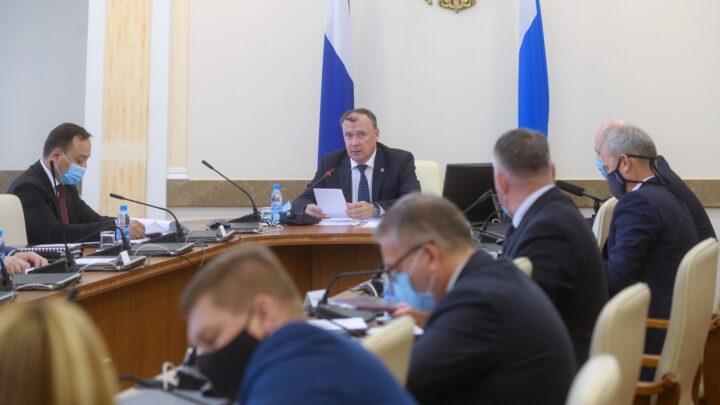 В Свердловской области усилят контроль за расходованием бюджетных средств в рамках реализации нацпроектов