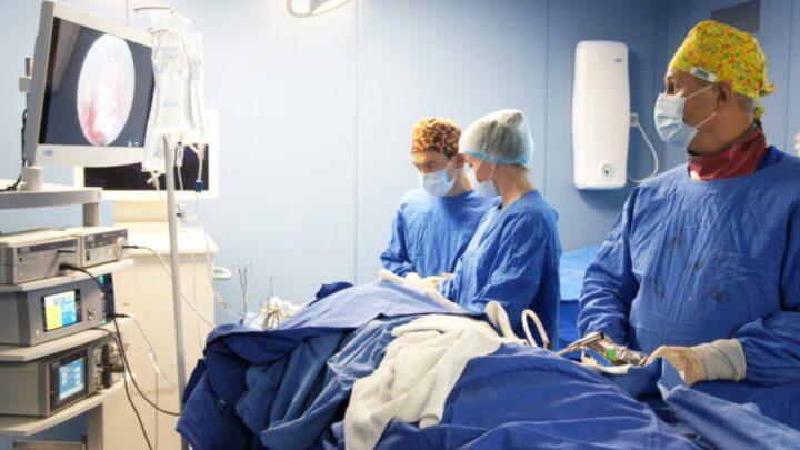 Новый этап развития малоинвазивной нейрохирургии в Свердловской области