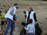 Собрали 300 килограммов мусора
