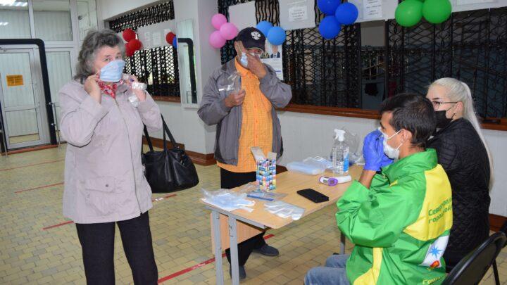 Обновлён состав ЗакСО 13 сентября североуральцы отдавали свои голоса на выборах депутата Законодательного собрания Свердловской области