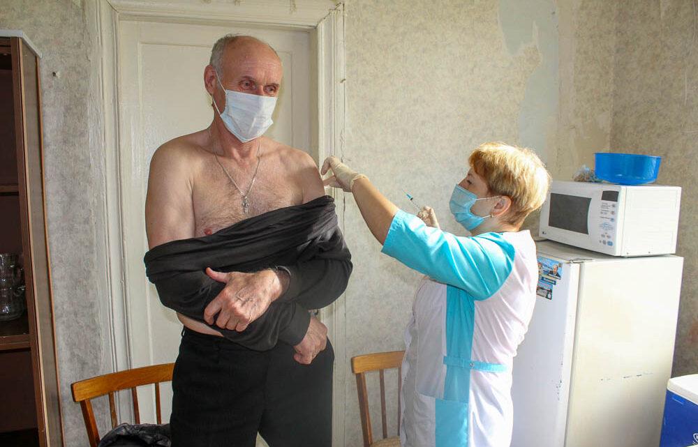 Прививка для здоровья