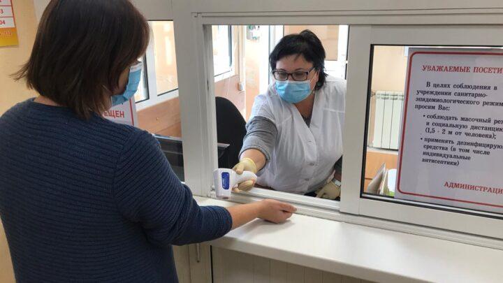 В Свердловской области возобновлены профилактические приемы