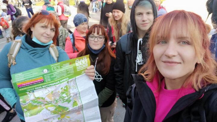 В столице Среднего Урала отметили День туриста
