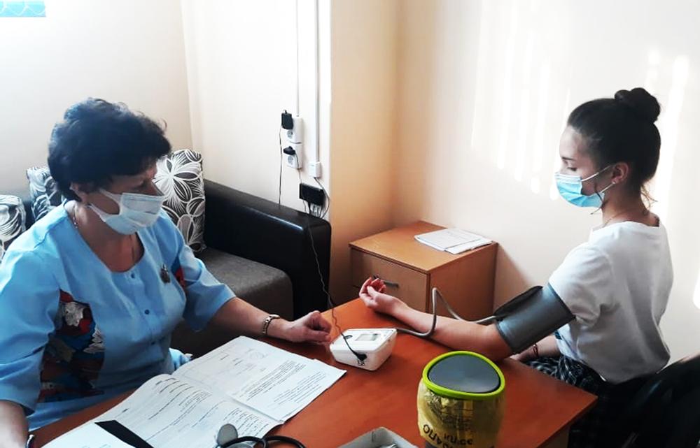 Возобновившие работу Центры здоровья региона ориентированы на охрану репродуктивных функций подростков