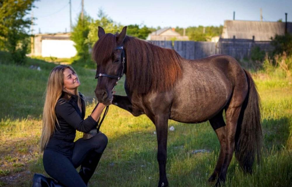 Лошади – это моя страсть