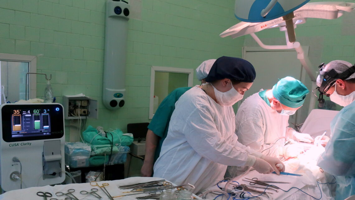 В медучреждения Свердловской области продолжает поступать новое оборудование в рамках нацпроекта «Здравоохранение»