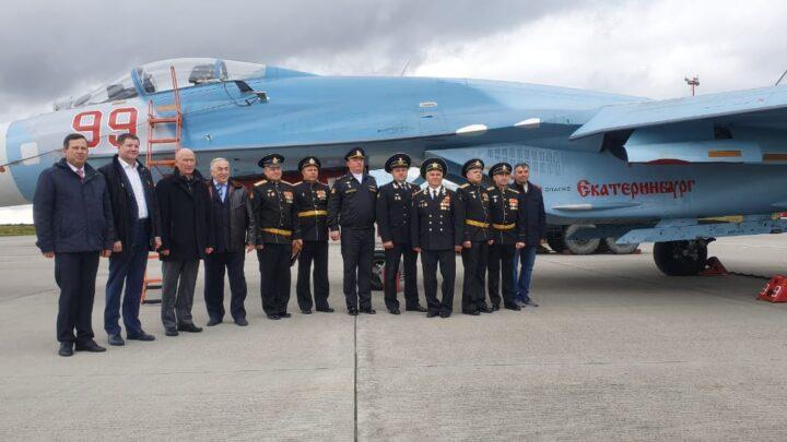 Свердловская область подписала соглашение с Балтийским флотом о сотрудничестве и развитии шефских связей