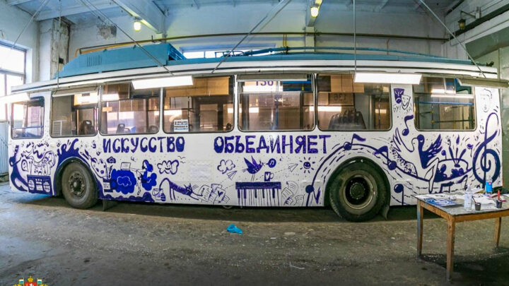 Североуральск посвятил Ночь искусств 75-летию Великой Победы