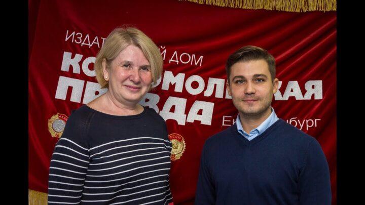 Свердловских волонтеров учат помогать людям с ОВЗ с помощью уникального костюма эмпатии, имитирующего инвалидность