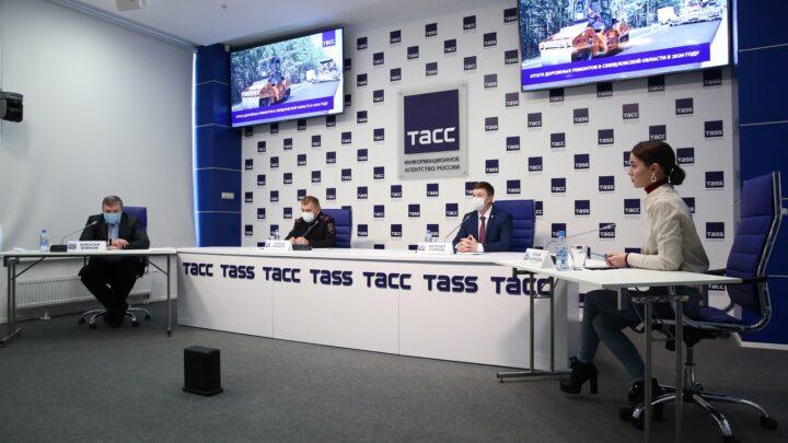 Свердловская область в 2020 году получила беспрецедентный объем средств на реализацию дорожного нацпроекта